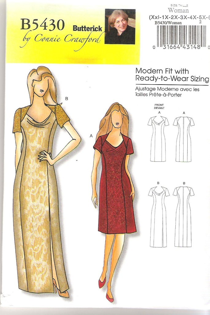 Butterick Sewing Pattern Plus Size 18 20 22 24 26 28 30 32 34 36 38 ...