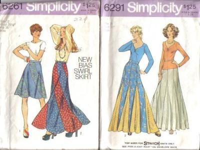 eBay | Fishtail Skirt Pattern
