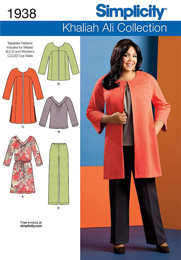 Plus Size Sewing Patterns Uk Plus Size Tops