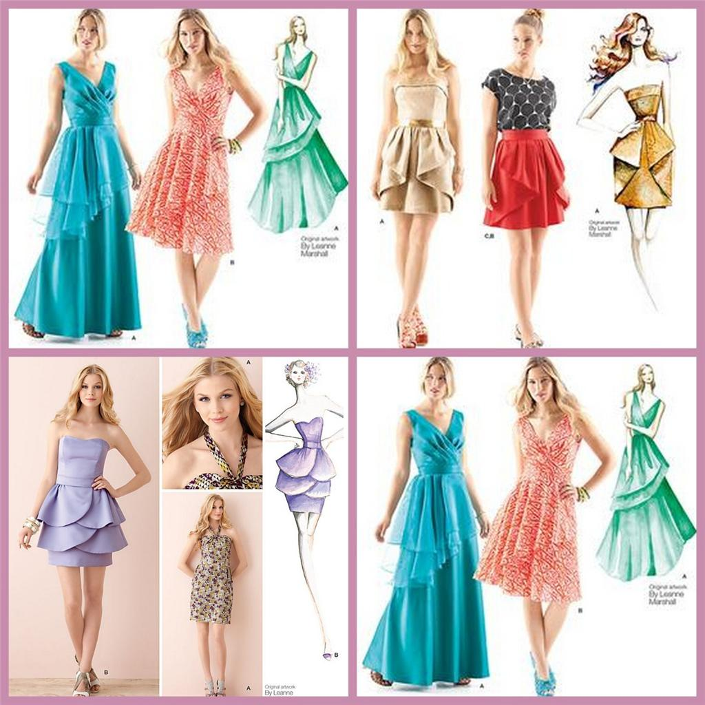 Formal Dress Sewing Patterns