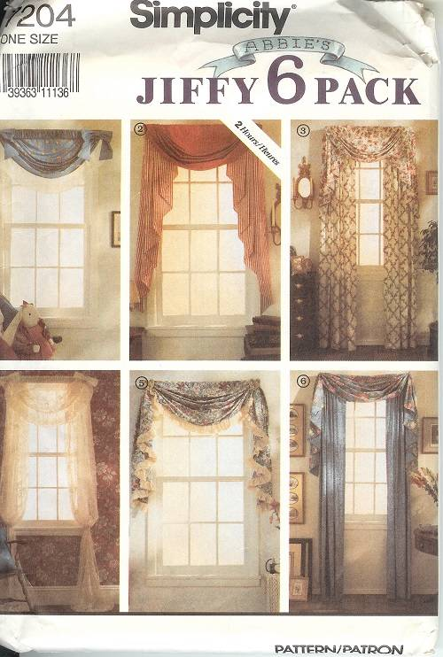 Beau Simplicity Window Treatment Covering Curtains Drapes Home Decor