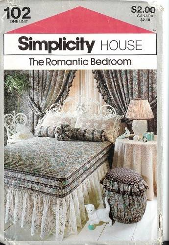 Simplicity Bedroom Bedding Bed Home Decor Accessories Sewing Pattern Ebay