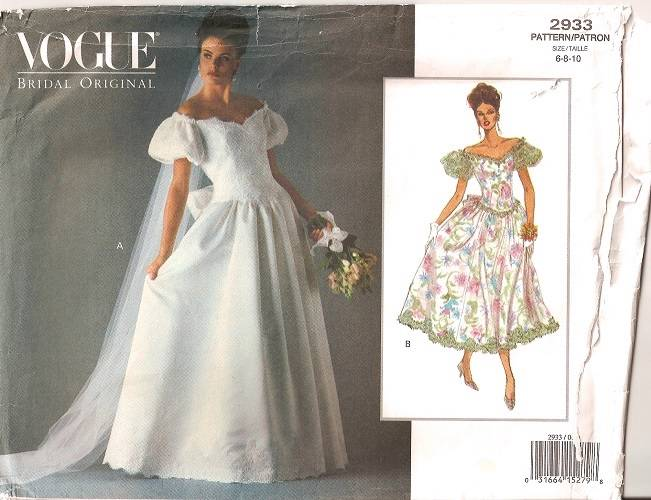 Nice Wedding Dress Patterns Uk Sketch