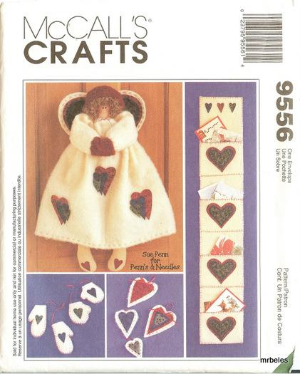 McCall's Christmas Patterns for Crafts