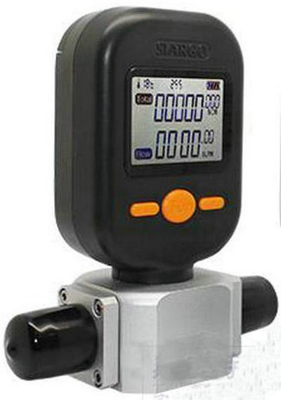 Flow Rate Tester : Digital gas mass flow meter l min protable air