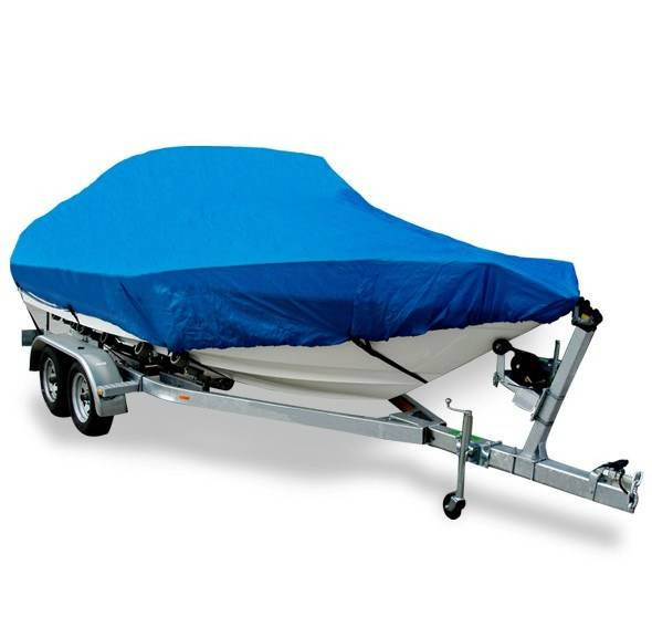 New-All-Weather-600D-Polyester-10-12-foot-V-HULL-fishing-Boat-Cover-2501XS