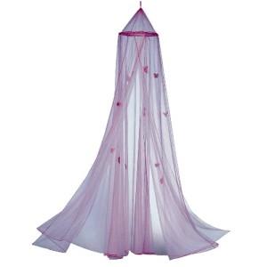 Bed Room Sheer Canopy Veil Netting Castle Tent Drape Girls