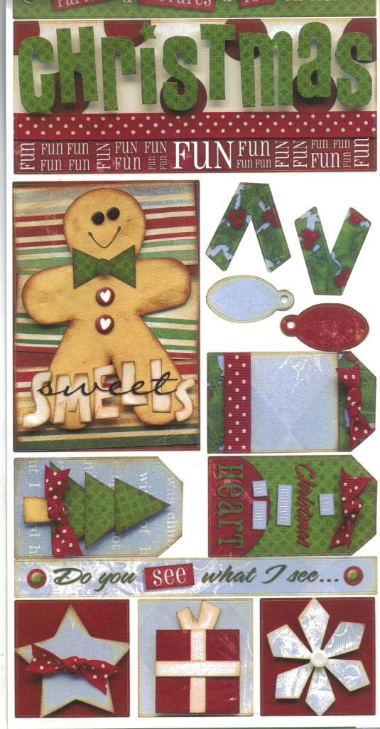 BO-BUNNY-Assorted-CARDSTOCK-STICKER-SHEETS-Family-Holiday-Baby-Love-Pets-CHOICE