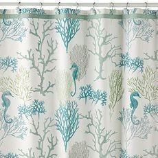 mermaid shower curtain hooks