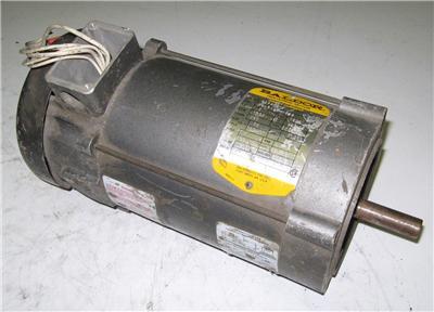 Baldor Cd3450 34 6172 1909 Servo Motor As Is Ebay