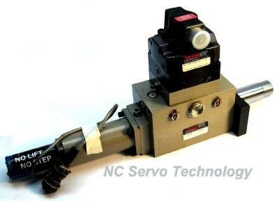 Moog 85 307 Cylinder Assembly W 760 102a Servo Valve Ebay