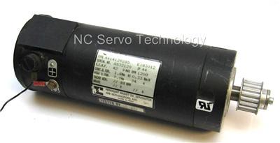 Abb 4414129285 E183012 Servo Motor Rebuilt W 6 Month