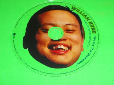 william hung american idol. American Idol Picture Disc CD William Hung Queen Promo | eBay