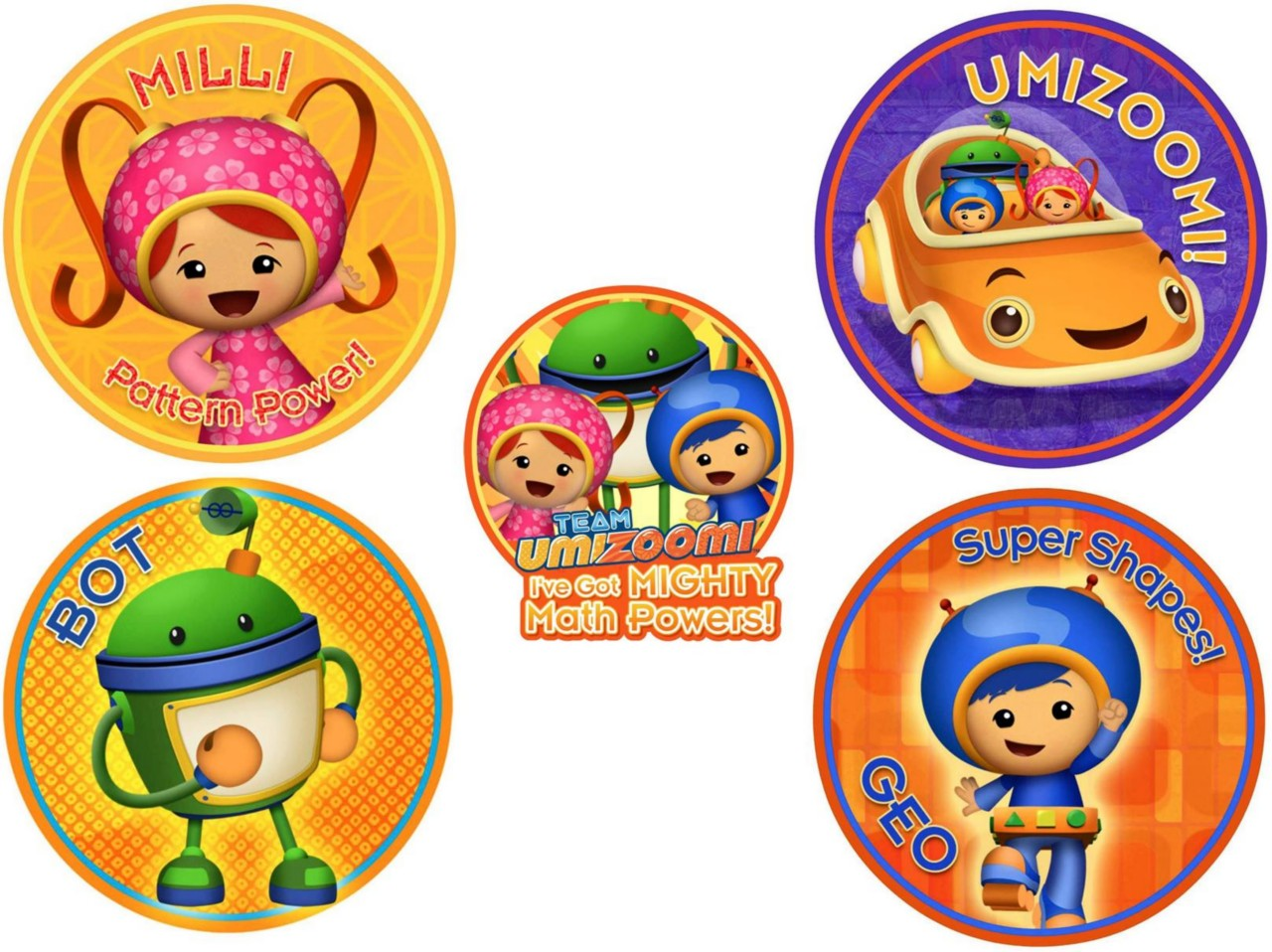 Free Coloring Pages Of Umizoomi