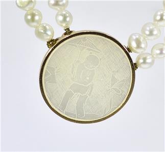 designer money clip card holder  designer 14k mother of