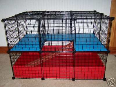 Guinea pig cage deals on 1001 blocks for 2 story guinea pig cages for sale