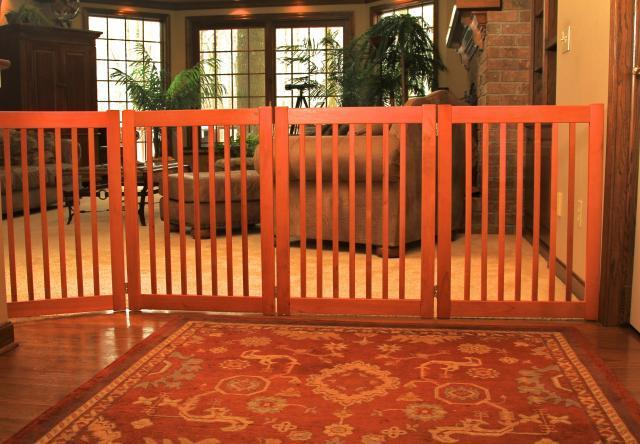 dog info free: Indoor Dog Gates