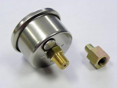 94 98 Ford Mustang Gt 5 0 Fuel Rail Pressure Gauge Adapter