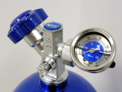 NOS 15911: Nitrous Pressure Gauge 0-1500psi | JEGS