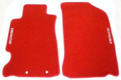 02 03 04 05 06 Acura Rsx Type S Dc5 Red Floor Mats Custom