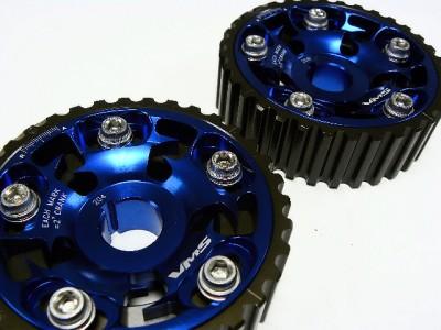 Tp on 92 Acura Integra Blue