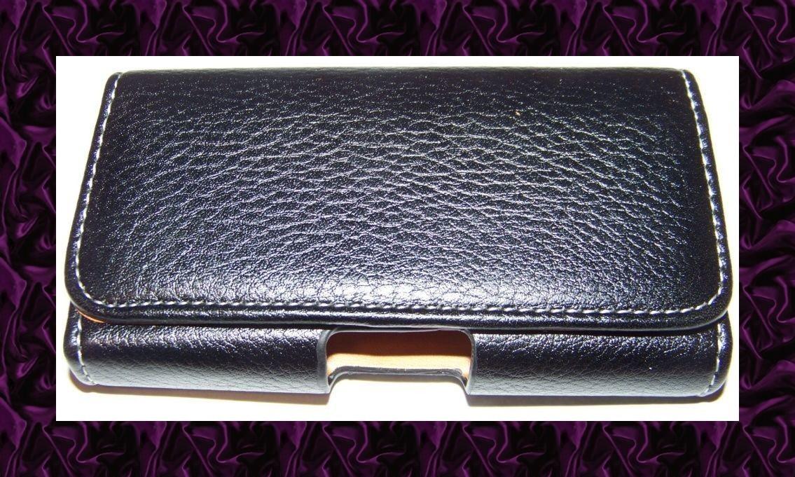 Housse cuir ceinture avec passant pour nokia 6700 classic for Housse ipod classic