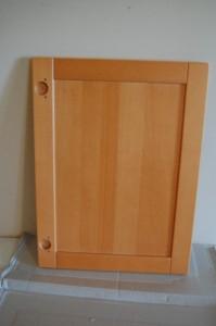 Ikea kitchen cabinet door 18 x 24 beech new ebay - Ikea beech kitchen cabinets ...
