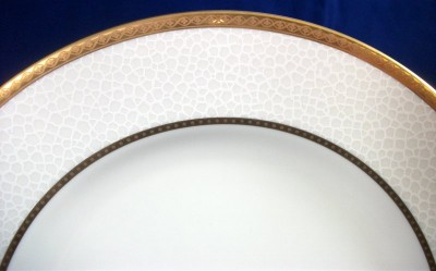 Mikasa IMPERIAL FLAIR GOLD Salad Plate L3236 GREAT CONDITION eBay