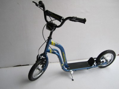 Kidzmotion Chyea Blue childs scooter / push scooter
