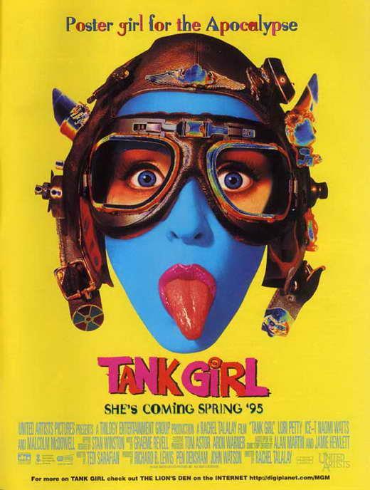 Movie poster creator