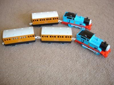 tomy thomas the tank engine train set instructions