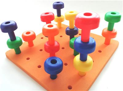 Peg Board Fine Motor Skills Toddler Preschool Ot Autism