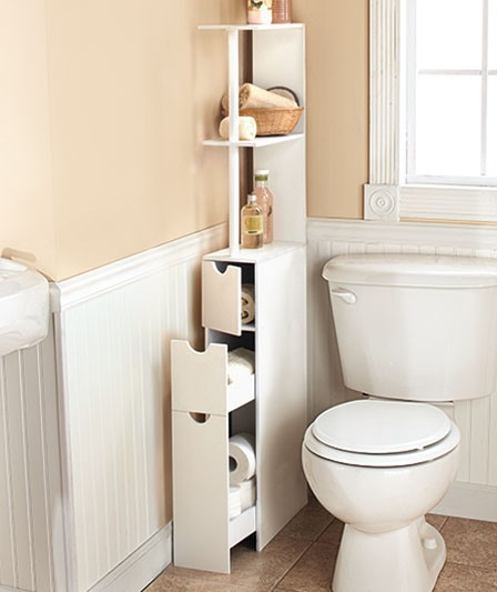 Amazing  13795  Manhattan OverToilet Space Saver From Organizecom $14299  Colton Bath Space Saver From World Market $18399  Neuhome Bathroom Spacesaver Shelf From Stacks And Stacks $10325  Homz Contemporary Over