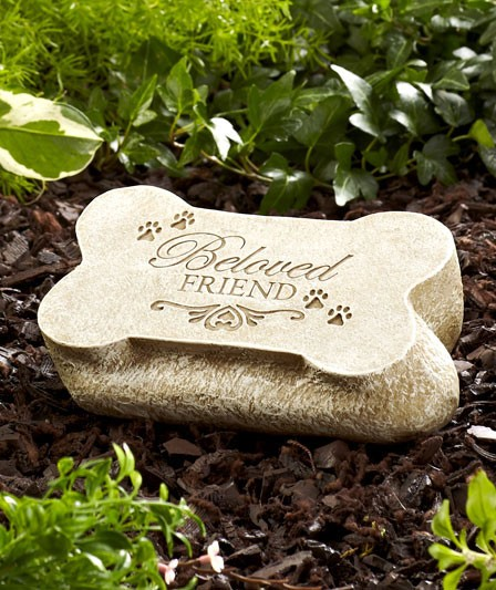 New Dog Memorial Stone Or Angel Statue Grave Marker Tomb