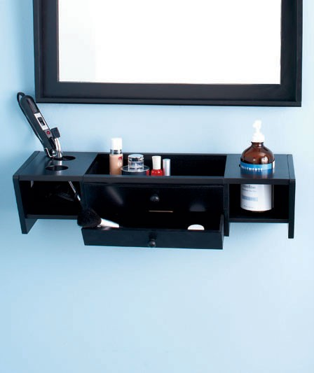 NEW Vanity Wall Mount Cosmetic Beauty Salons Storage