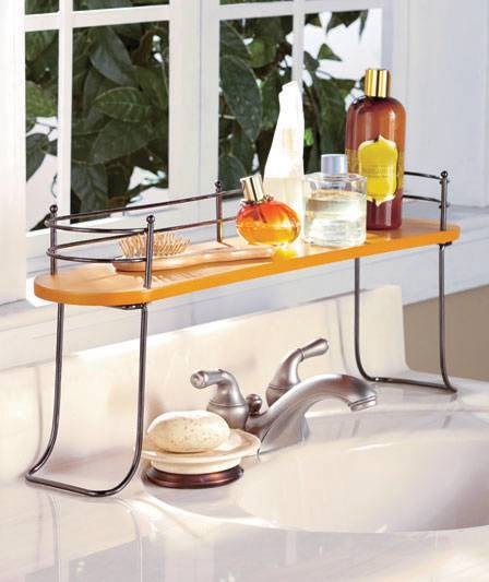 Elegant Last Week We Organized The Shower Area, And This Week We Tackle The Bathroom Sink Or Vanity Area More Specifically, Organizing Small Bathroom Sinks, Such As The One In  Ve Bumped It Every Time I Leaned Over To Rinse My Face A