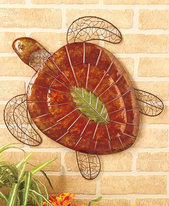 New sea life metal wall art sculptures angel fish seahorse for Metal fish art wall decor