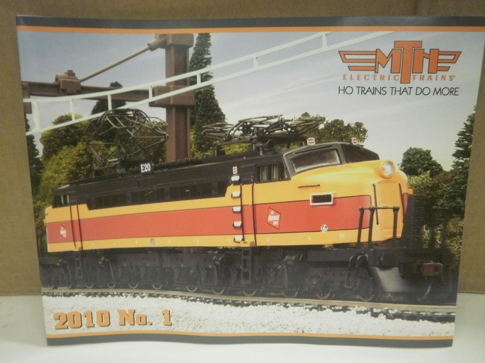 Mth electric trains ho scale