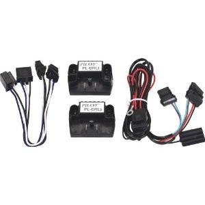 wiring harness daytime running light kit for h4 9003 h5006 h6024 h6054 fog led