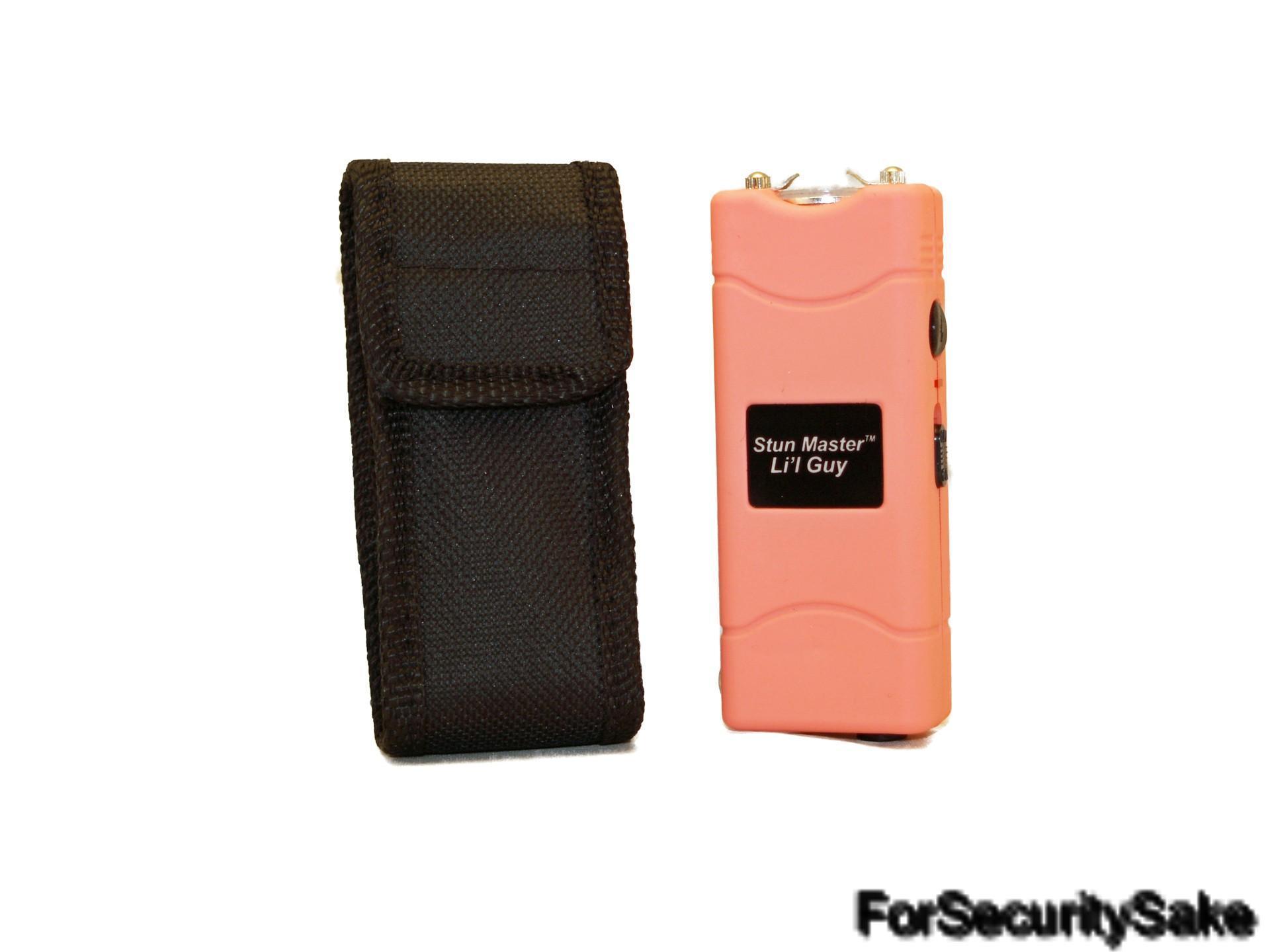 Stun Master Stun Gun LED Flashlight Rechargeable Choose ...