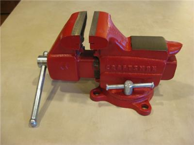 Pin Vintage Craftsman Vise Restoration The Garage Journal Board On Pinterest