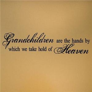 Grandson Love Quotes http://www.ebay.com/itm/Grandchildren-Vinyl-Wall-Lettering-Home-Quotes-Sayings-/270463319512
