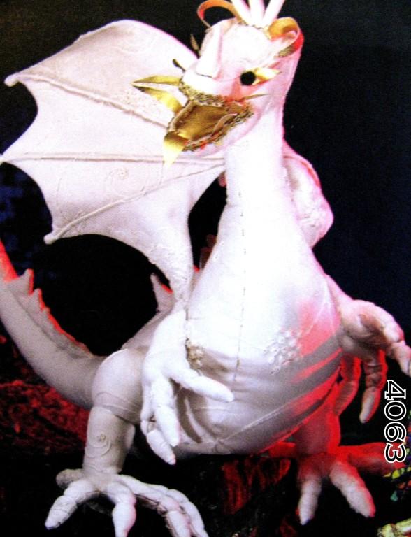 Dragon Toy Doll Stuffed Animal 4063 Sewing Pattern Unct Ebay