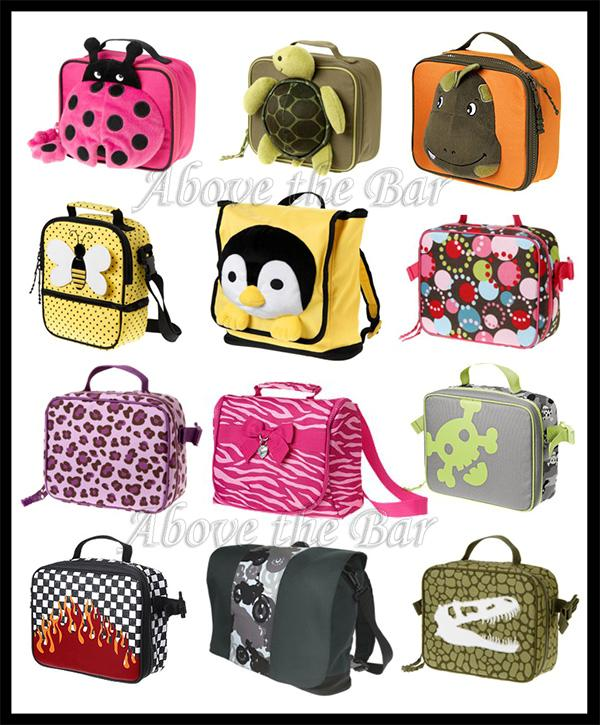 NWT-Gymboree-Girl-Boy-Backpacks-Lunchboxes-U-Pick