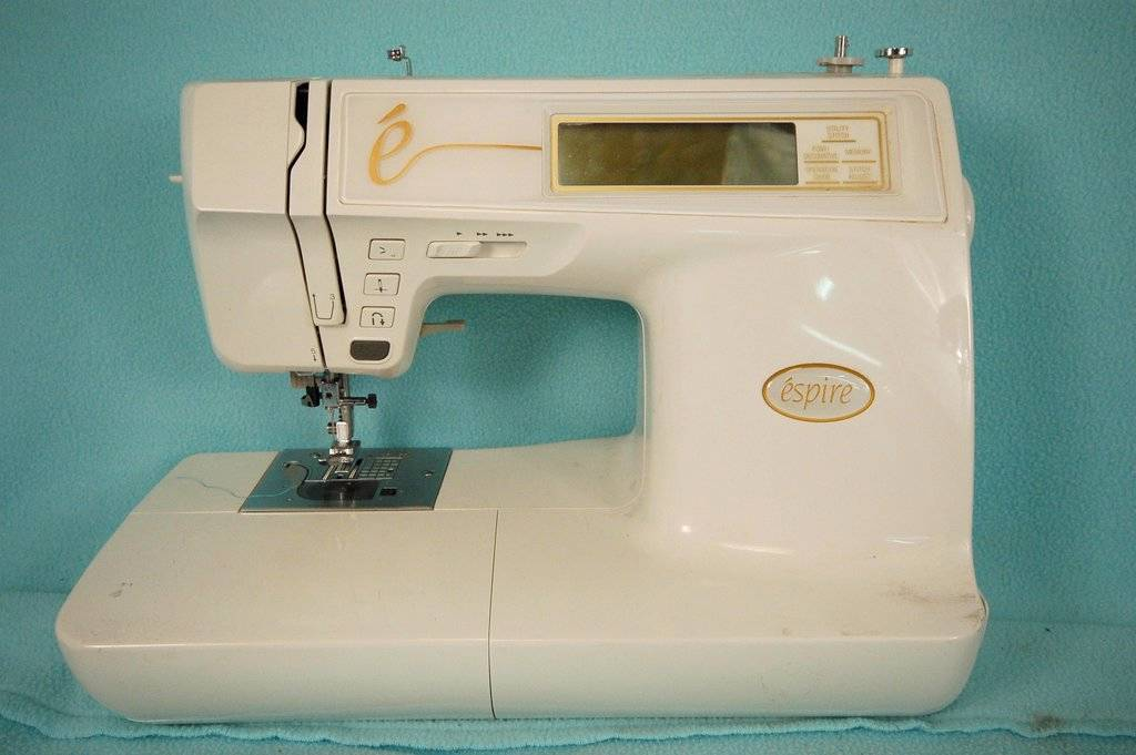 used babylock embroidery machine