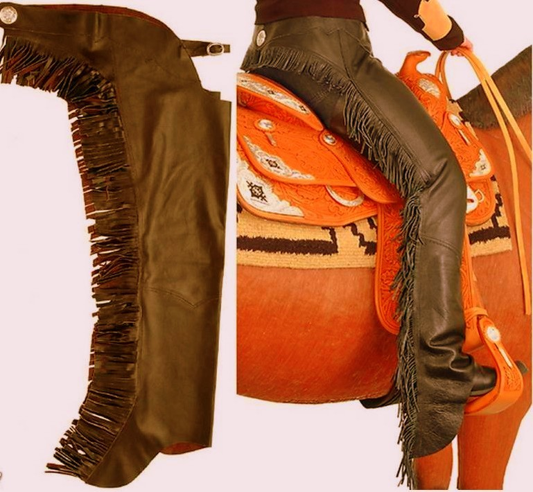 Chaps Leather Motorcycle Western Dating System
