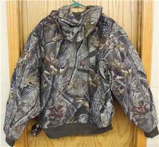 Dri Duck 5020 Cheyenne Insulated Canvas Jacket Coat