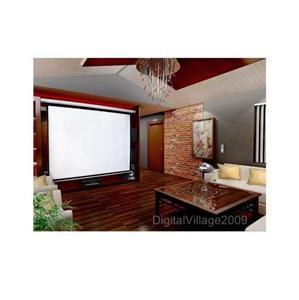 100-Inch-Electric-Motorised-Projector-Cinema-Screen