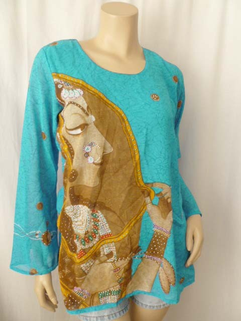 how to make bell sleeves in hindi