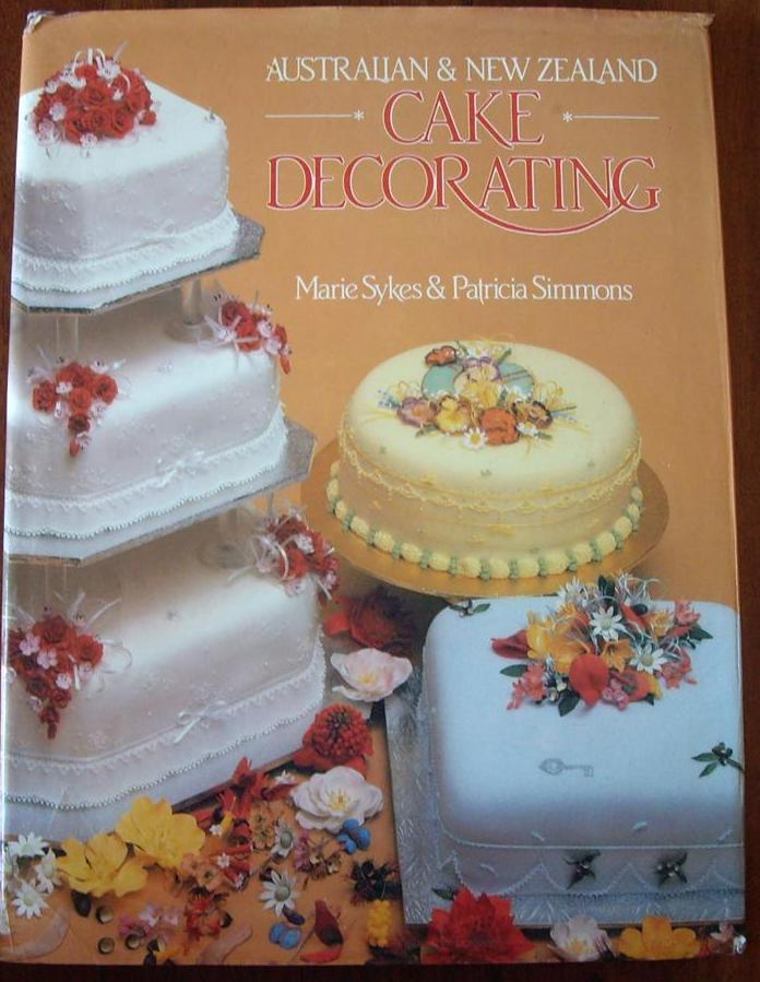 Australian NZ Cake Decorating Sykes Simmons HBDJ eBay